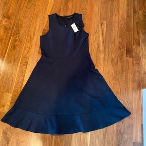 NWT Banana Republic Dress with bow on shoulder
